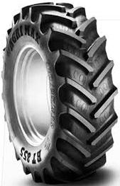 RT855 Radial Tractor R-1W Tires